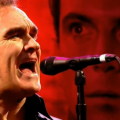 Morrissey-Performs-First-of-the-Gang-to-Die-at-Glastonbury 2011