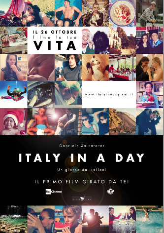 Italy in a day gabriele salvatores film