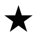 david bowie - blackstar - cover album 2015