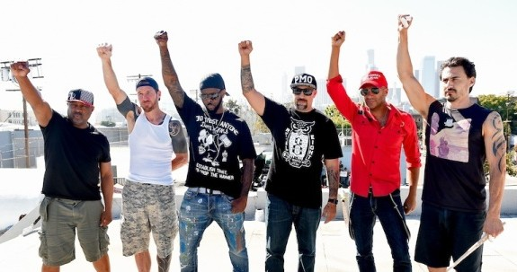Ascolta il 1° singolo dei Prophets of Rage (Rage Against The Machine, Public Enemy, Cypress Hill)