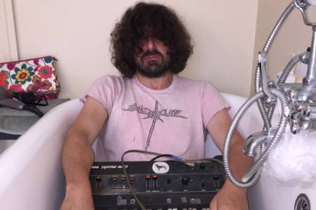 Ascolta The Breeze dal nuovo ep solistico di Lou Barlow (Dinosaur Jr).