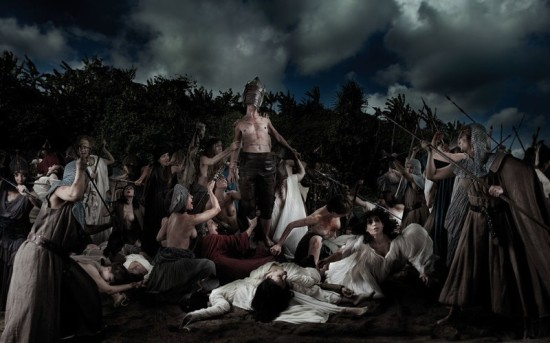 Matteo Basile, This humanity, Circle of sinners
